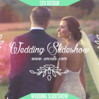VIDEOHIVE WEDDING SLIDESHOW 14635491 FREE DOWNLOAD