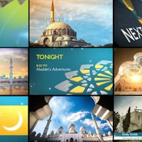 VIDEOHIVE ARABIA TV – RAMADAN IDENT PACKAGE – AFTER EFFECTS TEMPLATES