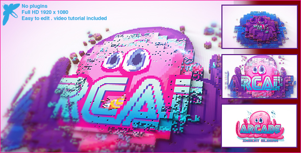 VIDEOHIVE ARCADE LOGO AFTER EFFECTS TEMPLATES FREE DOWNLOAD Free - After effects template editing