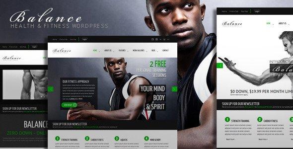 Balance-Gym-Fitness-WordPress-HTML-5-Theme