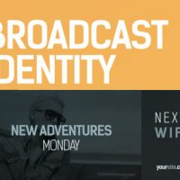 VIDEOHIVE BROADCAST IDENTITY PACK – AFTER EFFECTS TEMPLATES