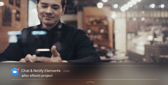 Chat & Notify Elements