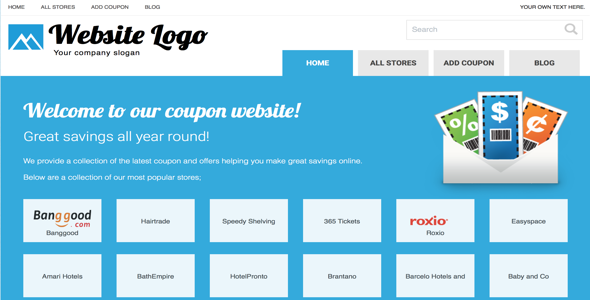 Coupon Theme v8 3 – PremiumPress Free Download - Free After