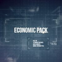 VIDEOHIVE ECONOMIC PACK – AFTER EFFECTS TEMPLATES