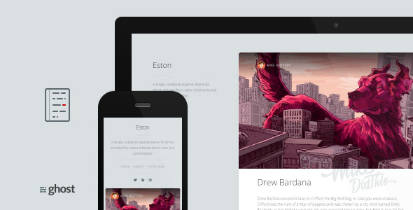 Eston-v1.4.0-----A-Simple-Notebook-Ghost-Theme