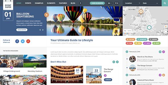 Event Guide v1.1 – Directory WordPress Theme – AitThemes Free ...