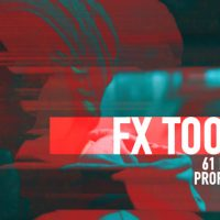 VIDEOHIVE FX TOOLKIT ADD-ON – AFTER EFFECTS PRESETS