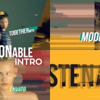 VIDEOHIVE FASHIONABLE INTRO – AFTER EFFECTS TEMPLATES