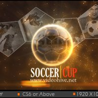 VIDEOHIVE FOOTBALL MANIA 7688402 – AFTER EFFECTS TEMPLATES