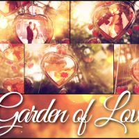 VIDEOHIVE GARDEN OF LOVE – A WEDDING DAY – AFTER EFFECTS TEMPLATES