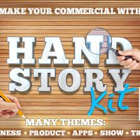 VIDEOHIVE HAND STORY KIT – PROFESSIONAL EXPLAINER BUILDER | COOL PRODUCT AND SERVICES COMMERCIAL