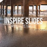 VIDEOHIVE INSPIRE SLIDESHOW FREE AFTER EFFECTS TEMPLATE