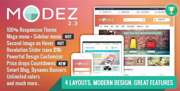 MODEZ-v2.3-Responsive-Prestashop-1.6-Theme