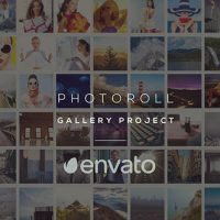 VIDEOHIVE PHOTOROLL – GALLERY FREE AFTER EFFECTS TEMPLATE