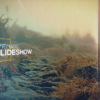VIDEOHIVE CINEMATIC SLIDESHOW FREE AFTER EFFECTS TEMPLATE