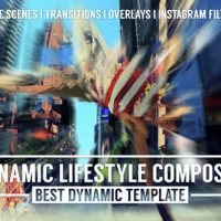 VIDEOHIVE DYNAMIC LIFESTYLE COMPOSER – MARK II – AFTER EFFECTS TEMPLATES