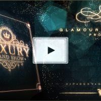 VIDEOHIVE LUXURY GRAND SHOW | GLAMOUR GOLDEN PROMO FREE DOWNLOAD