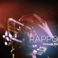 RAPPORT – FRESH SLIDESHOW – AFTER EFFECTS PROJECT (ROCKETSTOCK)