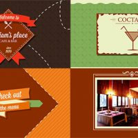 VIDEOHIVE RESTAURANT/CAFE/BAR/DINE PROMO – AFTER EFFECTS TEMPLATES