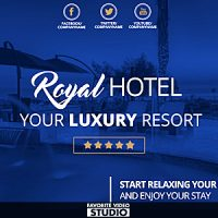 VIDEOHIVE ROYAL HOTEL PRESENTATION – AFTER EFFECTS TEMPLATES