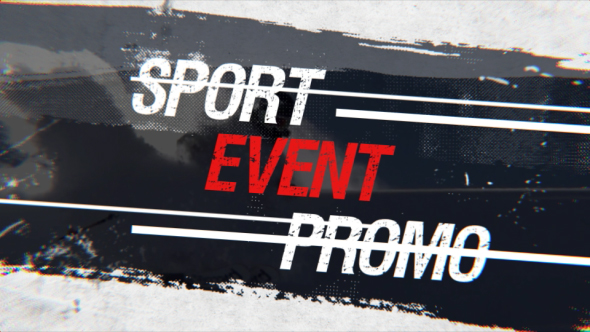 After Effects Promo Templates | Videohive Sport Event Promo Free After Effects Template Free After
