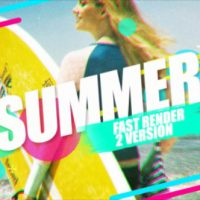 VIDEOHIVE SUMMER OPENERS FREE AFTER EFFECTS TEMPLATE