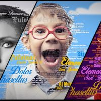 VIDEOHIVE 3D TYPOGRAPHY PORTRAIT TOOL – AFTER EFFECTS TEMPLATE