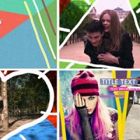 VIDEOHIVE UNFORGETTABLE STORY – SLIDESHOW – AFTER EFFECTS TEMPLATES
