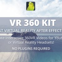 VIDEOHIVE VR 360 KIT FREE AFTER EFFECTS TEMPLATE