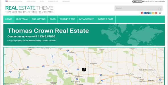 WordPress Real Estate Theme v8 3 – PremiumPress Free