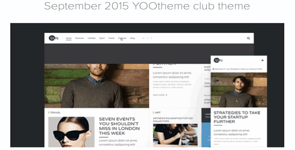 Sun v1 0 0 joomla 3 4 x template yootheme free download for Yootheme joomla templates free download
