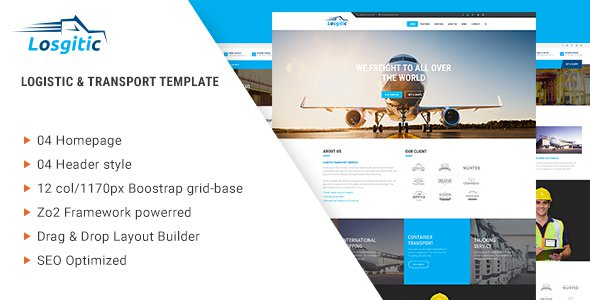 Zt logistic v1 0 1 responsive joomla logistic warehouse for Company profile after effects templates free download