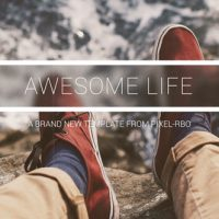 VIDEOHIVE AWESOME LIFE FREE AFTER EFFECTS TEMPLATE