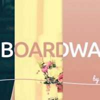 BOARDWALK – COLORFUL SLIDESHOW- AFTER EFFECTS TEMPLATE ROCKETSTOCK