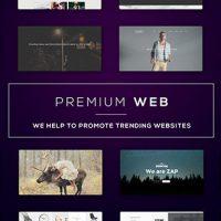 VIDEOHIVE PREMIUM WEB L WEBSITE PRESENTATION FREE DOWNLOAD
