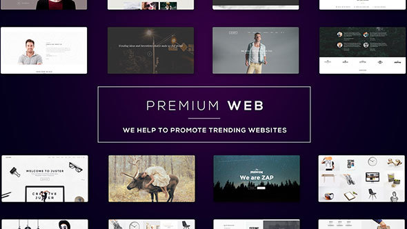 Premium Web l Website Presentation