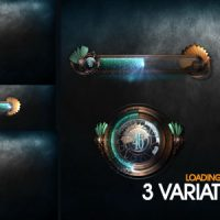 VIDEOHIVE LOADING LOGO – AFTER EFFECTS TEMPLATES
