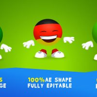 VIDEOHIVE SOCCER-BALL CHARACTER FREE DOWNLOAD
