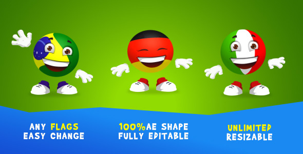 football ball character preview