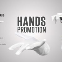 VIDEOHIVE HANDS PROMOTION PACK – AFTER EFFECTS TEMPLATES