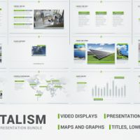 VIDEOHIVE DIGITALISM – CORPORATE PRESENTATION BUNDLE – AFTER EFFECTS TEMPLATE