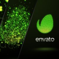 VIDEOHIVE GLOWING DOTS LOGO – AFTER EFFECTS TEMPLATES