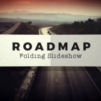 ROADMAP – UNFOLDING SLIDESHOW – AFTER EFFECTS PROJECT (ROCKETSTOCK)