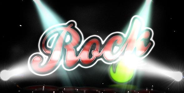 Rock Vintage Logo