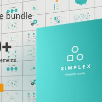 VIDEOHIVE SIMPLEX INFOGRAPHIC BUNDLE – AFTER EFFECTS TEMPLATES