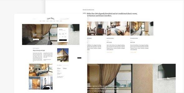 Villa bellucci joomla hotel template 3 x gavickpro free for Joomla hotel template