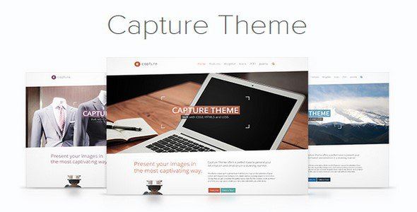 Capture v1.0.14 – Joomla Template 2.5 & 3.x YooTheme Free Download ...
