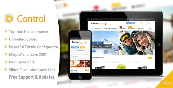 Control-v2.6.0-PrestaShop-Theme-Responsive-Included-Blog