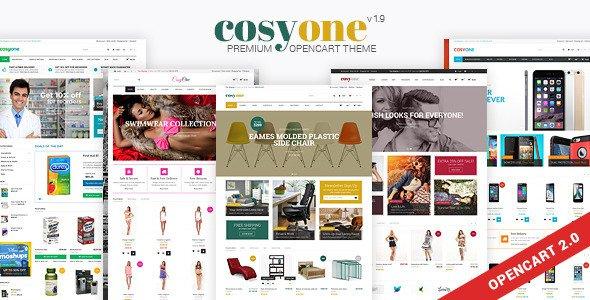 CosyOne-v1.9-Premium-Multipurpose-Opencart-Theme