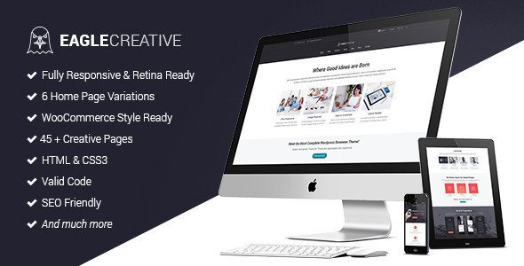 Download eagle creative business website template free download download eagle creative business website template free download cheaphphosting Images